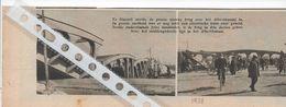 HASSELT...1938...NIEUWE BRUG OVER ALBERTKANAAL  STORT IN. - Vieux Papiers