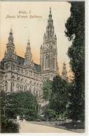 WIEN I. NEUES WIENER RATHAUS  1919 - Wien Mitte
