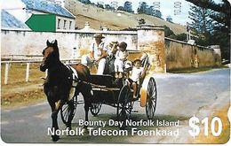 @+ Ile Norfolk - Bounty Day (1994) - Ref : I942023 - Ile Norfolk