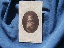 Photo CDV  Portrait De Louis XVII Enfant - Circa 1875 - L335B - Oud (voor 1900)