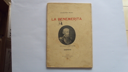 LIBRO STORIA DEI CARABINIERI LA BENEMERITA 1925 - Libri Antichi