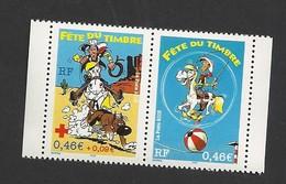 FRANCE Fête Du Timbre 2003  Lucky Luke YT N° P3547A  Livraison Gratuite - Ungebraucht