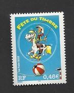 FRANCE Fête Du Timbre 2003  Lucky Luke YT N° 3546  Livraison Gratuite - Ungebraucht
