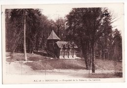CPA Bougival Propriete De La Dubarry La Laiterie - Bougival