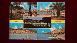 Yugoslavia - Mali Losinj - Mehrbildkarte - Um 1980 - Look Scan - Yougoslavie