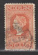 NVPH Nederland Netherlands Pays Bas Niederlande Holanda 101 Used ; Jubileumzegel 100 Jaar Onafhankelijkheid 1913 - Gebruikt