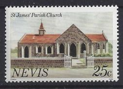 Nevis  1981 25c (**) MNH - St.Kitts And Nevis ( 1983-...)