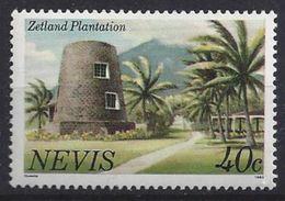 Nevis  1981 40c (**) MNH - St.Kitts And Nevis ( 1983-...)