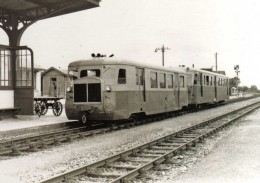 AL 471 - Autorail Billard En Gare - LOUDEAC - Côtes D'Armor 22 - RB - Loudéac