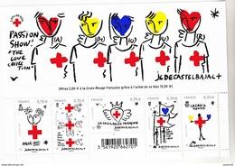 France 2016 F Croix Rouge Castelbajac Neuf TB ** MNH Sin Charnela Prix De La Poste 5.5 - Cruz Roja