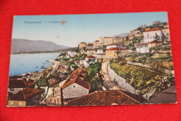 Montenegro Castelnuovo 1914 + Nice Stamps - Montenegro