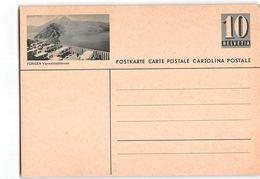 15557 HELVETIA  POSTCARD  FURIGEN - Interi Postali