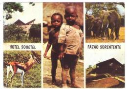 GF (Togo) 005, Fazoa, Hotel Sogetel Sorentente, éléphant - Togo