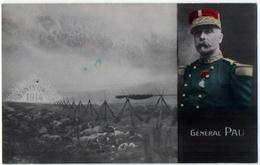 Lot 11 Cartes Généraux Guerre 14-18 Pau Dubail Legrand Etc...1914-1918 Très Bon état - Personnages