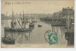 DIEPPE - L'Avant Port - Dieppe