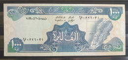 Lebanon 1000 Livres BANKNOTE 1991 UNC - Lebanon