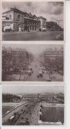 PARIS.... EN FLANANT  -  LOT DE 50 CPSM PF  -  écrites Et Non écrites  - - 5 - 99 Cartes
