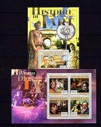 Guinea 2011 History Of Art P.2 MNH -(WB2) - Arts