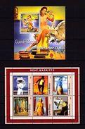 Guinea Bissau 2001 Art P.1 MNH -(WB2) - Kunst