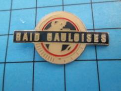 Pin513e Pin's Pins / Rare Et De Belle Qualité !! AUTOMOBILE / RALLYE RAID GAULOISES - Rallye
