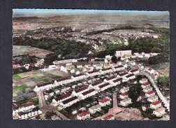 CPSM Cantebonne Villerupt (54) Vue Generale Aerienne ( Usine Siderurgie En Arriere Plan, Cites  COMBIER CIM) - Other Municipalities