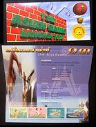 Thailand Stamp Presentation Pack 1998 13th Asian Games - Thailand