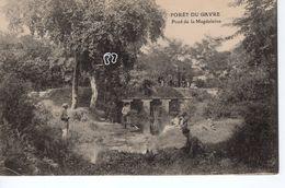 Foret Du Gavre - Pont De La Magdeleine - Le Gavre