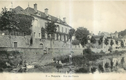 NOYERS RUE DES FOSSES - Noyers Sur Serein