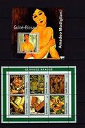 Guinea Bissau 2001 Art P.2 MNH -(WB2) - Kunst