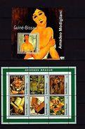 Guinea Bissau 2001 Art P.2 MNH -(WB2) - Arts