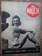 MATCH: 1939 : MOBILISATION En ANGLETERRE . DIPLOMATIE . CHURCHILL . MARECHAUX . ACTUALITES . Etc ... - Newspapers