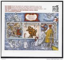 ROMANIA 2004 UPU Congress Block  MNH / **. Michel Block 343 - Blocks & Sheetlets