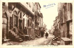 - Dpts Div.-ref-VV29- Puy De Dome - Monferrand - Rue De La Rodade - Carte Bon Etat - - France