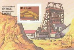 SOUTH AFRICA Block 18,unused - Blocs-feuillets