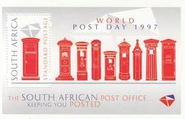 SOUTH AFRICA Block 65,unused,post - Blocs-feuillets