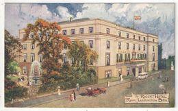 THE REGENT HOTEL - Royal Leamington Spa - Angleterre