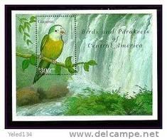 GUYANA   3432  MINT NEVER HINGED SOUVENIR SHEET OF BIRDS   #  0608-4    ( - Unclassified