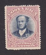 Costa Rica, Scott #50, Mint Hinged, Jose M Castro, Issued 1901 - Costa Rica