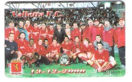 Malta - Malte - Valletta FC - Football - Fussball Team - Malta