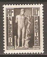 ALGERIE    -   1952 .  Y&T N° 288  * . - Algerien (1924-1962)