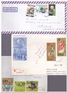 Burundi, 3 Envelopes - Andere