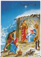 CPSM Joyeux Noel Creche - Non Classificati