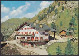 Dolomiti - Rifugio Marmolada Mt. 2028 - Lago Fedaia - Alpinisme
