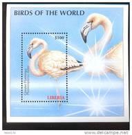 MINT NEVER HINGED SOUVENIR SHEET OF BIRDS  (  LIBERIA    1653  0043 - Vogels