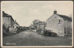 Mithian Village, Cornwall, C.1940s - Postcard - England
