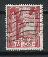 Italia. 1923. Aniversario De La Marcha Fascista Sobre Roma. - 1900-44 Victor Emmanuel III