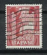 Italia. 1923. Aniversario De La Marcha Fascista Sobre Roma. - Usados
