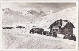 Pf. FRONTIERE D'ANDORRE. Douane Du Pas De Las-Casa. Le Col Blanc. 29 - Andorre
