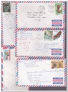 Jamaica, 5 Envelopes - Jamaica (1962-...)