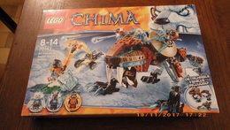 Lego Chima. 70143 Le Robot Tigre De Sir Fangar - Lego